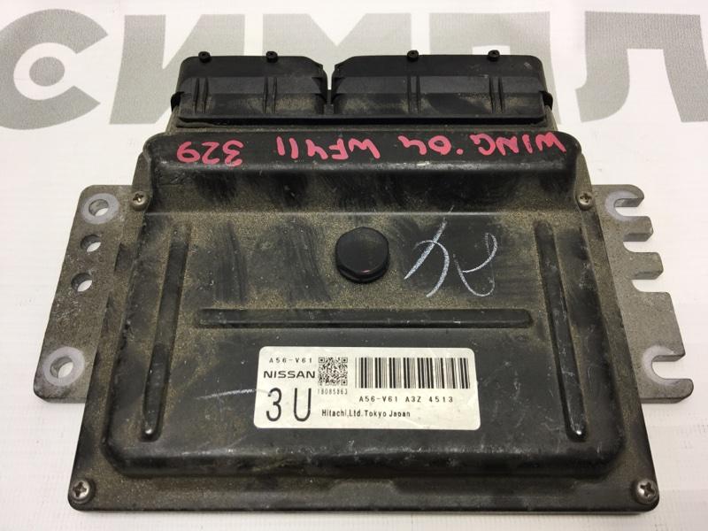 Блок управления двс Nissan Wingroad WFY11 QG15 2004 50 ящик. (б/у)