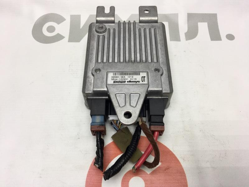 Блок управления рулевой рейкой Honda Accord CL7 K20A 2003 50 ящик. (б/у)
