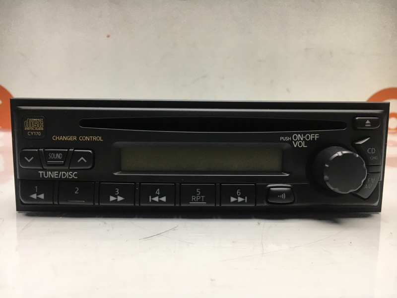 Магнитола Nissan Avenir PW11 SR20 2002 (б/у)