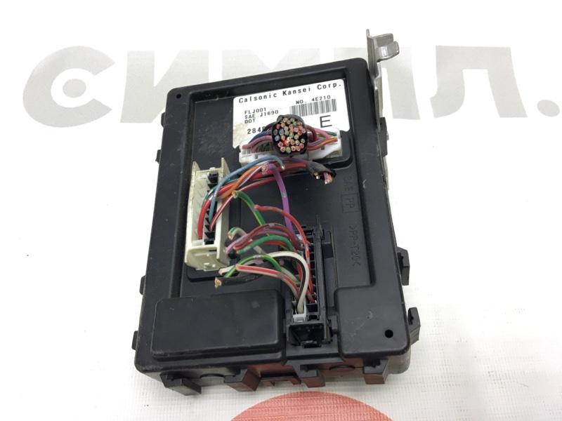 Блок электронный Nissan Murano PZ50 VQ35 2004 50 ящик. (б/у)