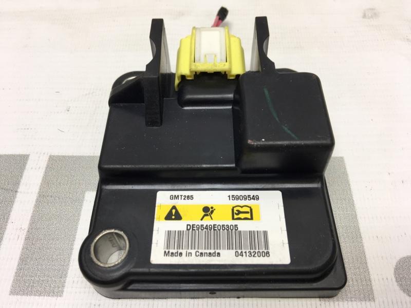 Блок электронный Cadillac Srx 1GYEE63A560213883 LH2 2006 15909549 50 ящик. (б/у)