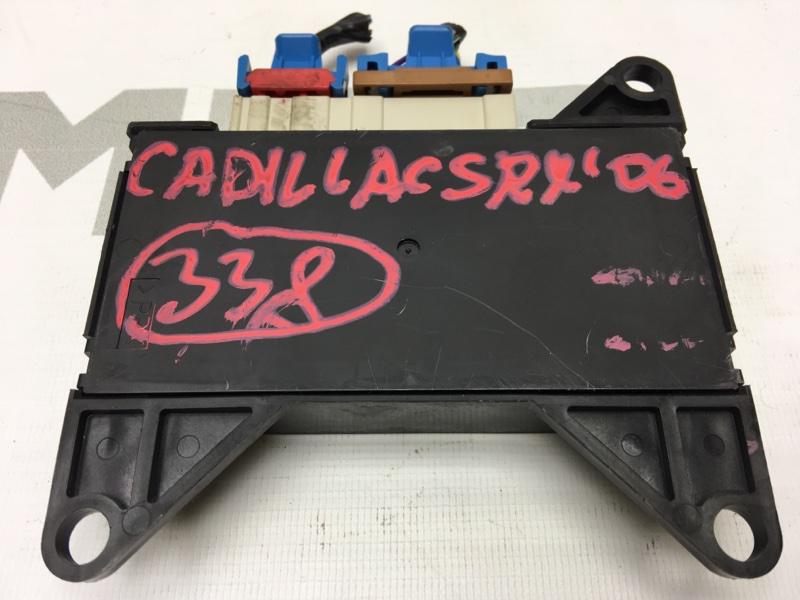 Блок электронный Cadillac Srx 1GYEE63A560213883 LH2 2006 077951 50 ящик. (б/у)