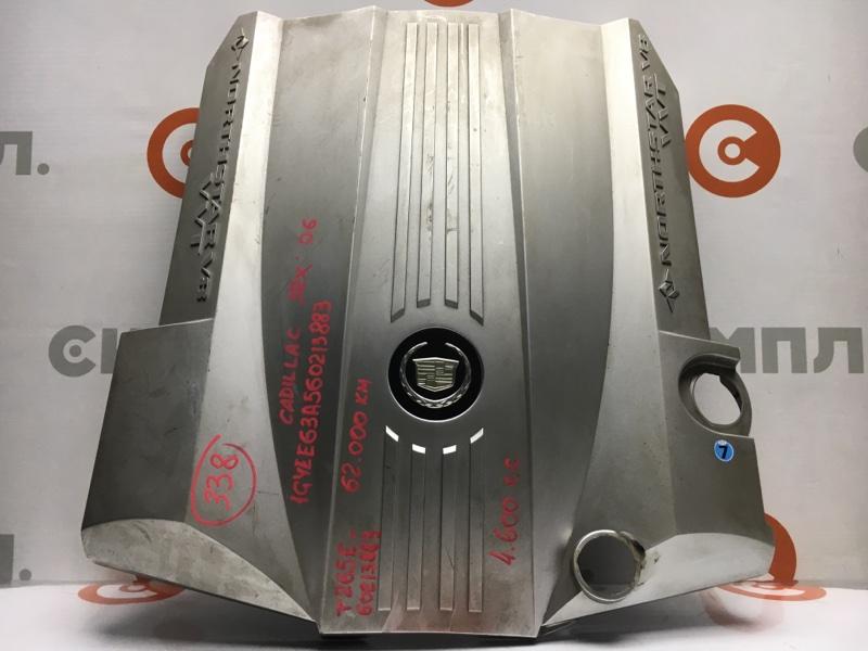 Крышка двигателя Cadillac Srx 1GYEE63A560213883 LH2 2006 (б/у)