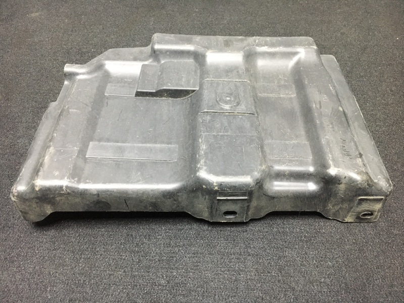 Защита двигателя Toyota Passo KGC30 1KR 2011 передняя левая (б/у)