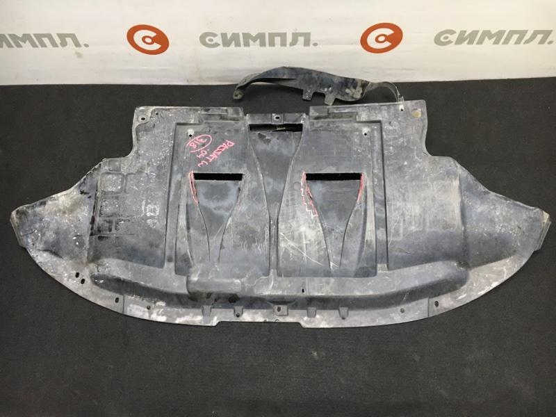 Защита двигателя Volkswagen Passat 3B6 AZX 2004 Есть дефекты см. фото. (б/у)