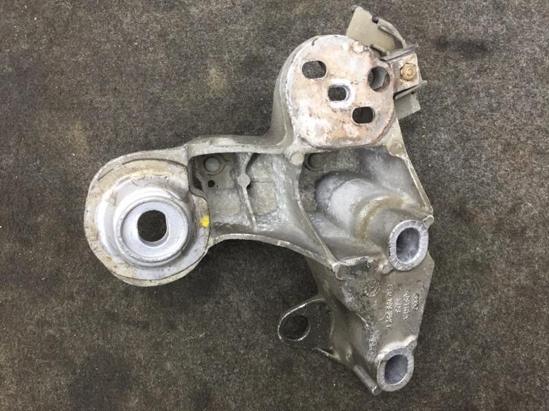Кронштейн опоры двигателя Volkswagen Passat 3B6 AZX 2004 правый (б/у)