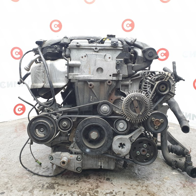 Компрессор кондиционера Volkswagen Passat 3B6 AZX 2004 (б/у)