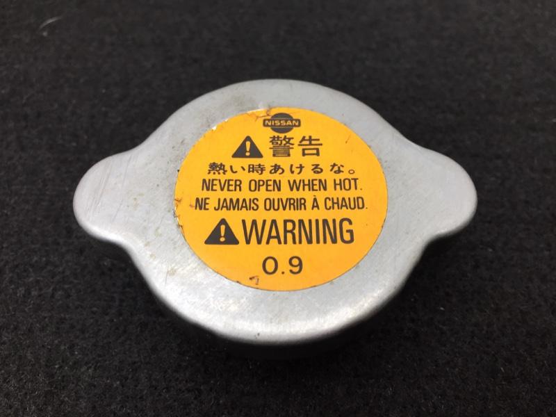 Крышка радиатора Nissan Ad VY11 QG13 2001 (б/у)