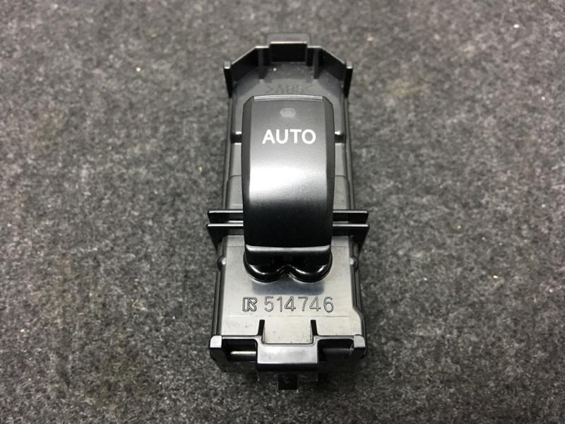 Кнопка стеклоподъемника Toyota Allion ZZT240 1ZZ 2003 передняя левая (б/у)