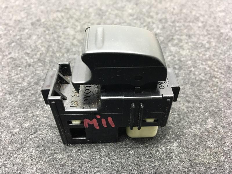 Кнопка стеклоподъемника Toyota Mark Ii GX100 1G 1999 Дефект креплений (см. фото). (б/у)