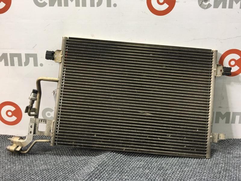Радиатор кондиционера Volkswagen Passat 3B6 AZX 2004 (б/у)