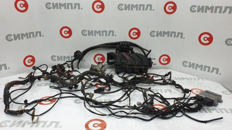 Газобалонное оборудование Toyota Probox NCP51 1NZ 2010 Продается комплектом как на фото. (б/у)
