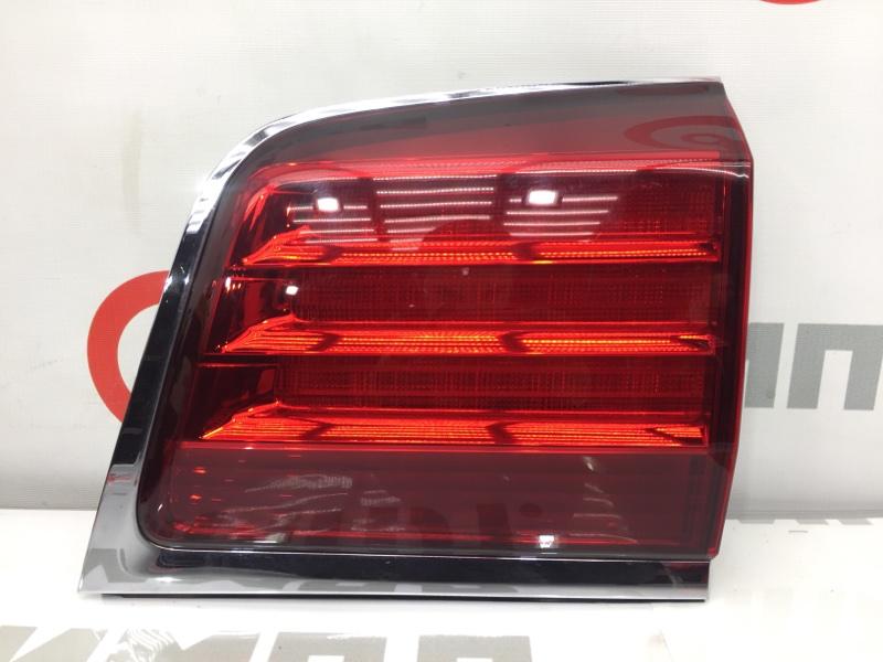 Задний фонарь Lexus Lx570 URJ201 3UR 2008 задний правый 60-147 В дверь багажника. (б/у)