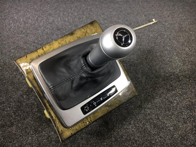 Рычаг переключения кпп Mercedes-Benz C-Class S204 M271DE18AL 2011 501979 (б/у)