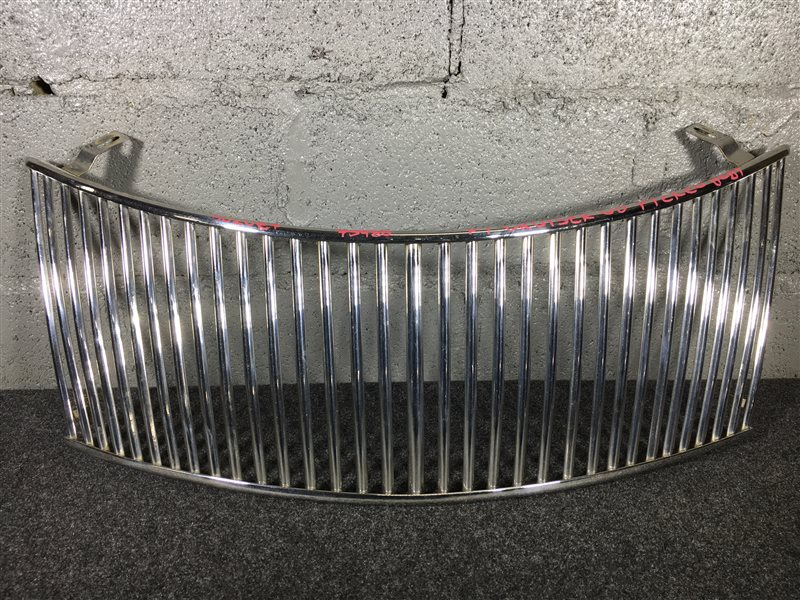 Решетка радиатора Chrysler Pt Cruiser PT T626214 2003 502027 Верхняя. (б/у)