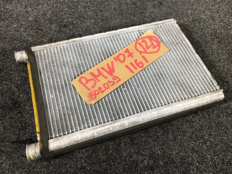 Радиатор отопителя Bmw 1-Series E87 N45B16 2007 502039 (б/у)