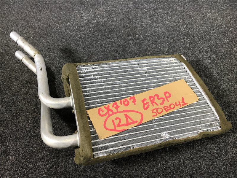 Радиатор отопителя Mazda Cx-7 ER3P L3 2007 502041 (б/у)