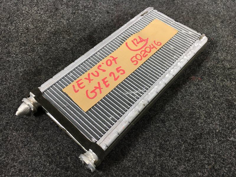Радиатор отопителя Lexus Is250 GSE25 4GR 2007 502046 (б/у)