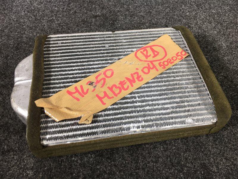 Радиатор отопителя Mercedes-Benz M-Class W163 11297031611062 2004 502050 (б/у)