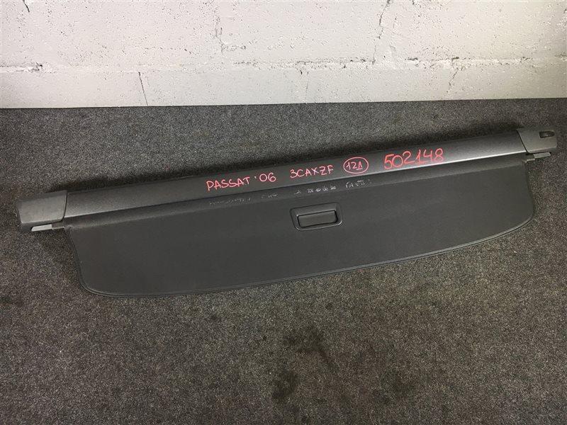 Шторка багажника Volkswagen Passat 3CAXZF AMX 2006 502148 (б/у)