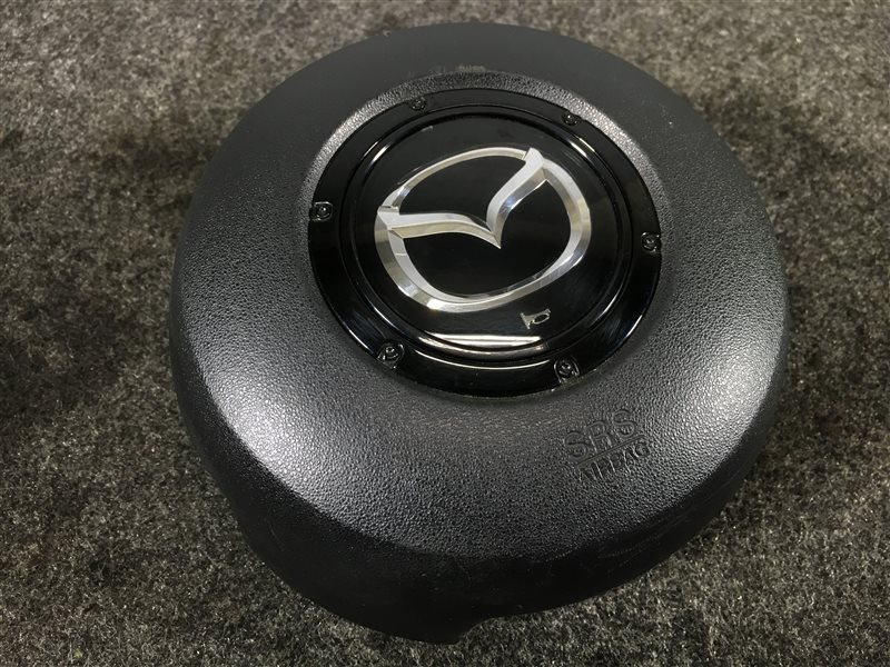 Подушка безопасности Mazda Cx-7 ER3P L3 2007 правая 502166 В руль. Без заряда. (б/у)