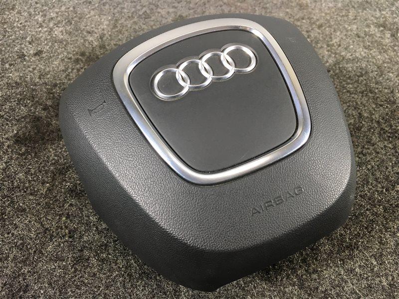 Подушка безопасности Audi Q5 8RB CDNC 2009 правая 502167 В руль. С зарядом. (б/у)