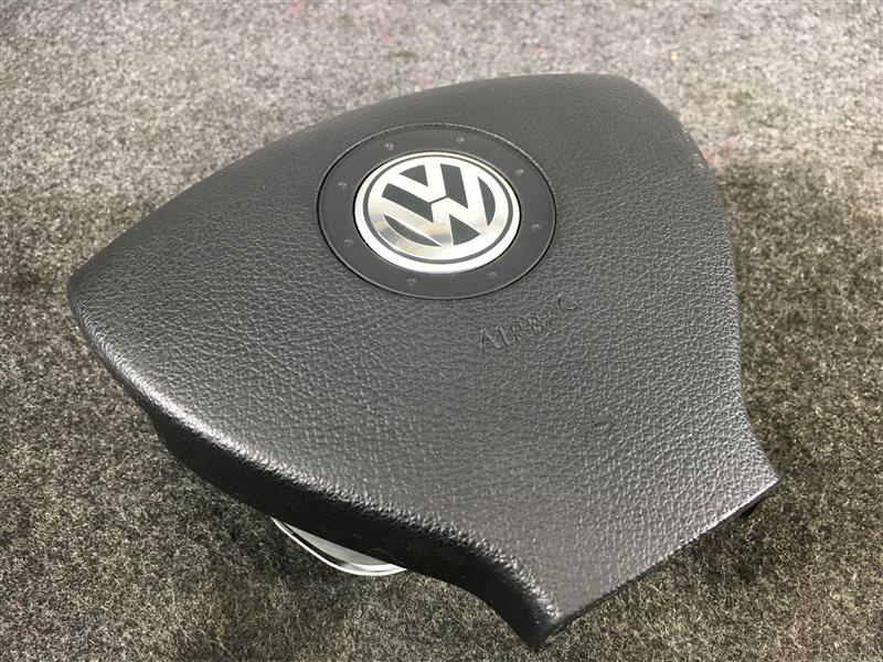 Подушка безопасности Volkswagen Jetta 1K2 BLG 2008 правая 502170 В руль. Без заряда. (б/у)