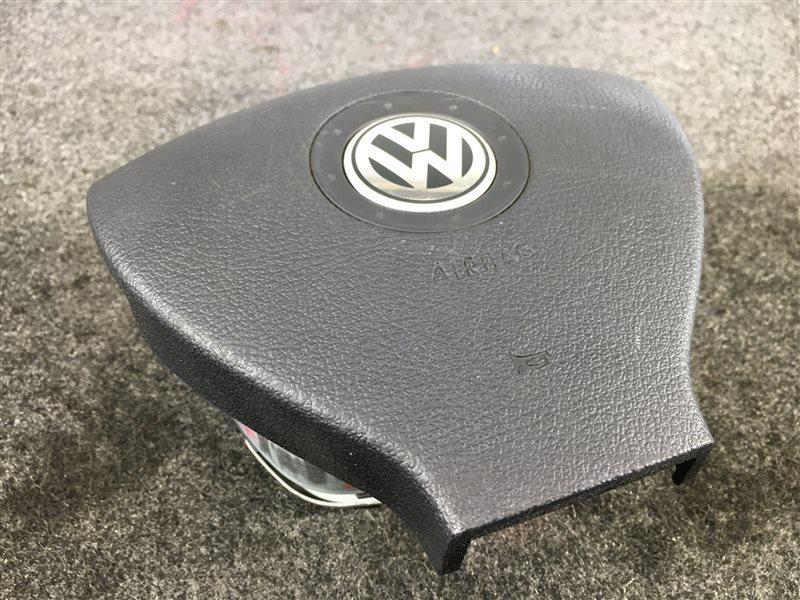Подушка безопасности Volkswagen Passat 3CAXZF AMX 2006 правая 502171 В руль. С зарядом. (б/у)