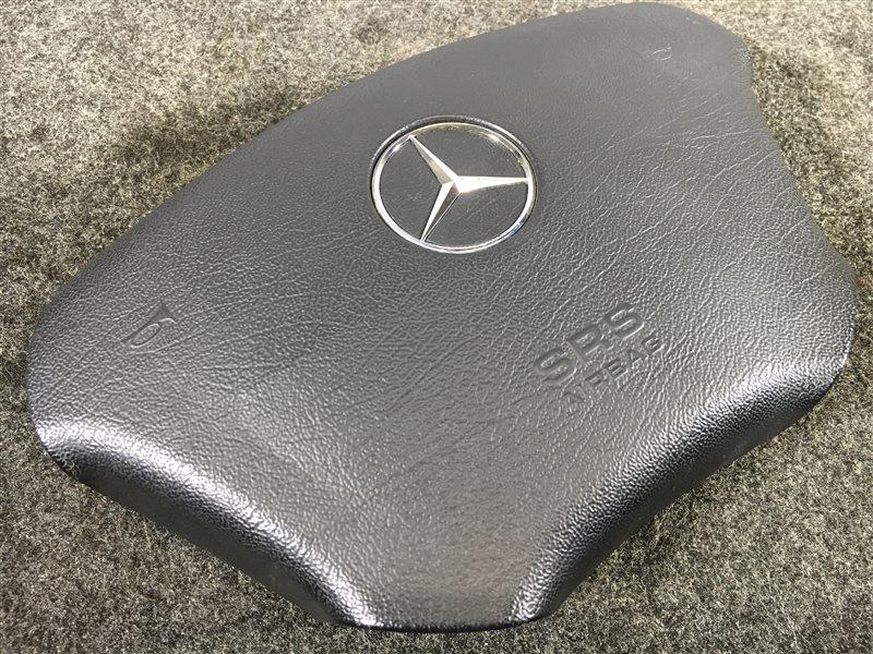 Подушка безопасности Mercedes-Benz M-Class W163 112.942 1999 правая 502177 В руль. С зарядом. (б/у)