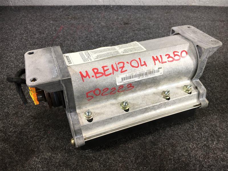 Подушка безопасности Mercedes-Benz M-Class W163 11297031611062 2004 левая 502223 Пассажирская. С (б/у)