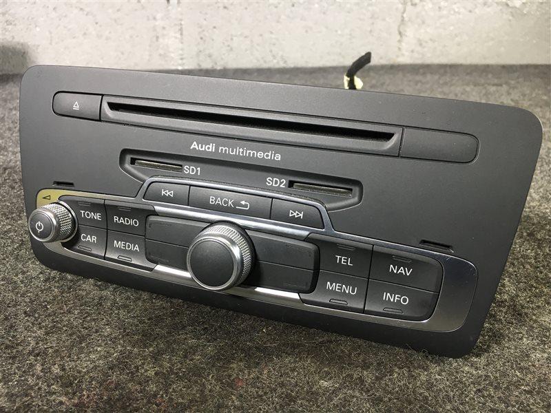 Магнитола Audi A1 8XA CAXA 2011 502275 (б/у)