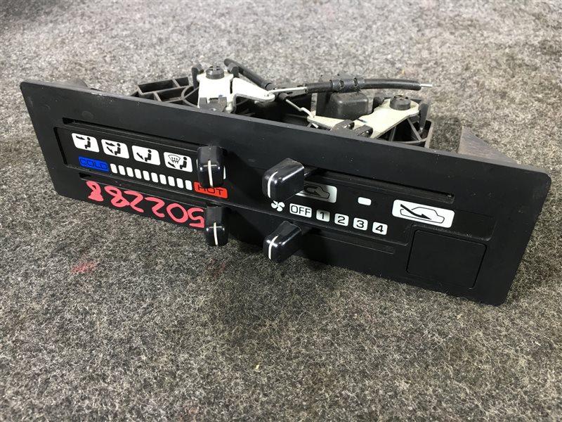 Блок управления климат-контролем Nissan Safari FGY60 TB42 1995 502288 (б/у)