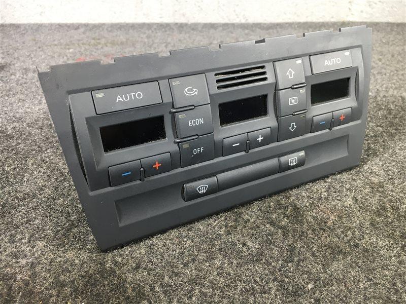 Блок управления климат-контролем Audi A4 8EALTWA4 8EALT 2006 502294 (б/у)
