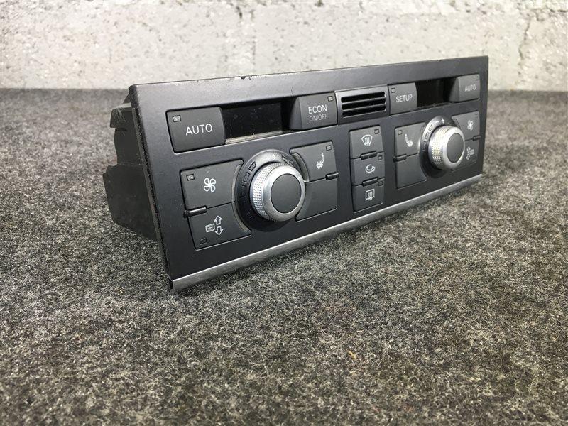 Блок управления климат-контролем Audi A6 4F2 BDX 2008 502296 (б/у)