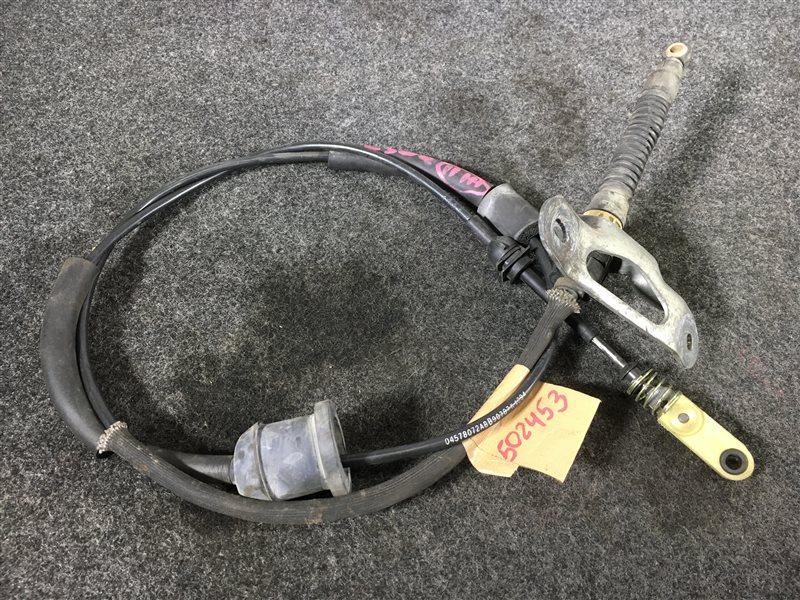 Тросик переключения кпп Chrysler 300C 5H164043 59K112410413 2008 502453 (б/у)