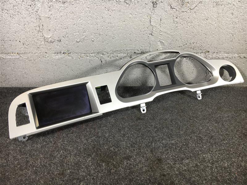 Дисплей Audi A6 4F2 BDX 2008 502572 С центральной консолью и пультом. (б/у)