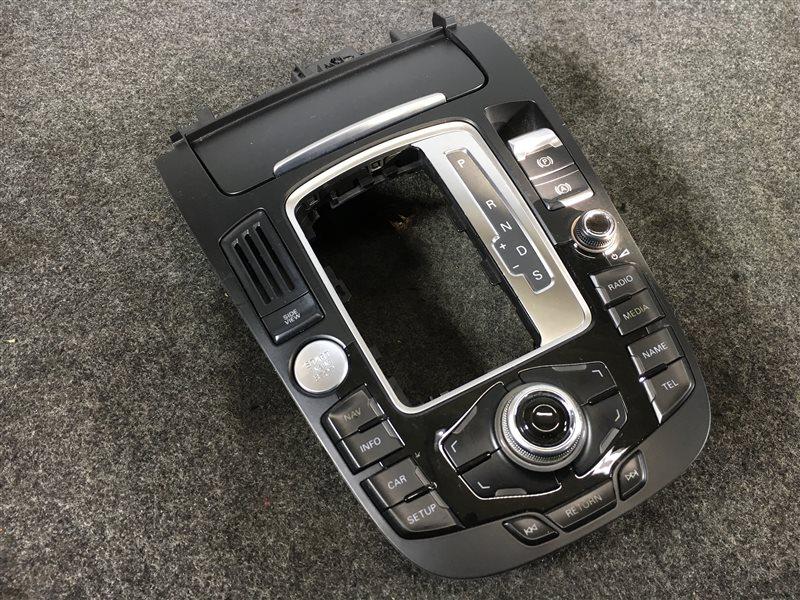 Консоль кпп Audi Q5 8RB CDN 2009 502595 (б/у)