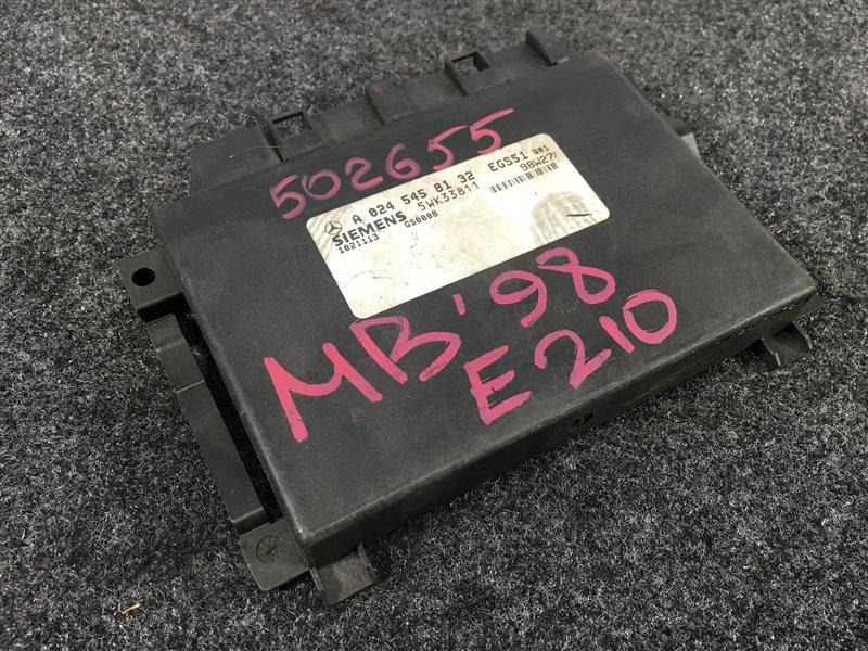 Блок управления акпп Mercedes-Benz E-Class W210 1998 502655 (б/у)