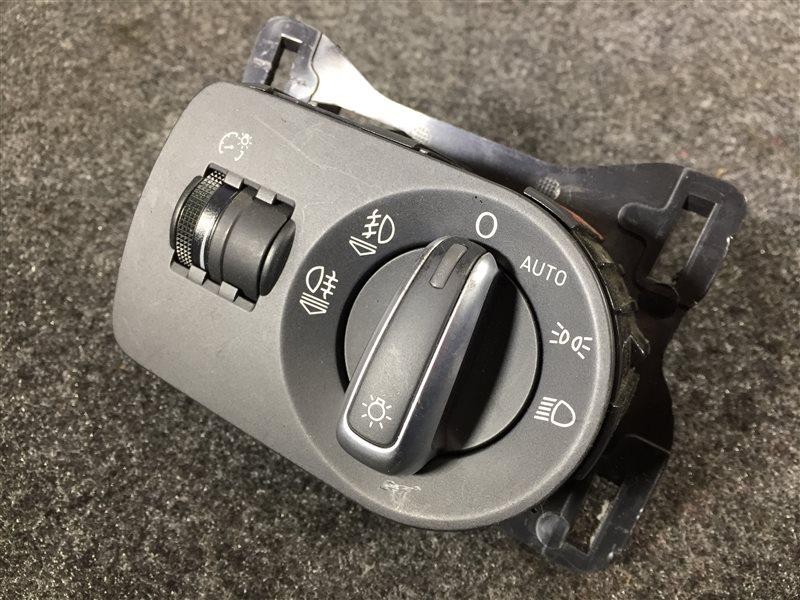 Блок управления светом Audi A1 8XA CAXA 2011 502760 (б/у)