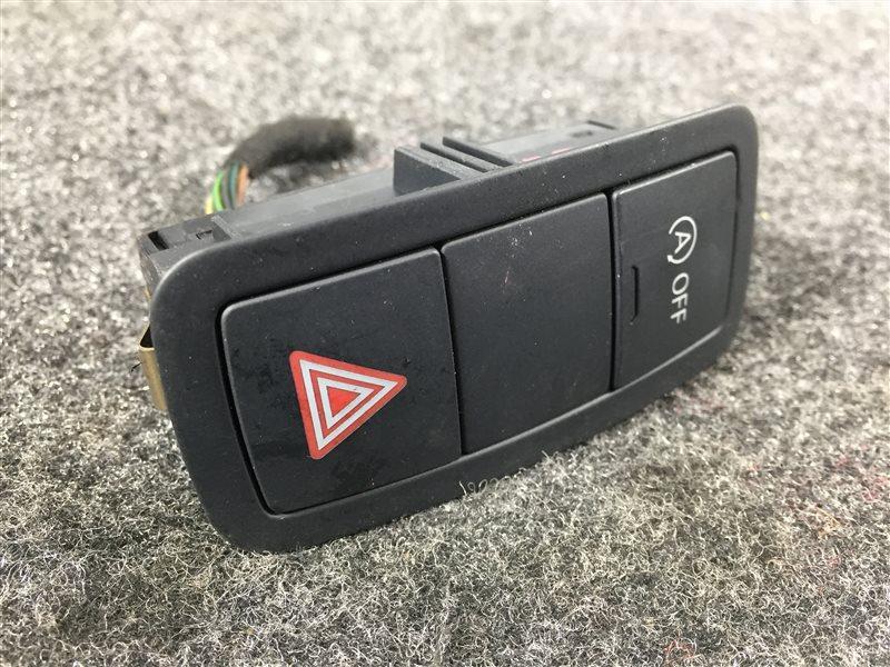 Кнопка включения аварийной сигнализации Audi A1 8XA CAXA 2011 502770 (б/у)