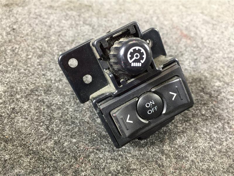 Блок управления приборами Lexus Is250 GSE25 4GR 2007 502772 Блок управления подсветкой (б/у)
