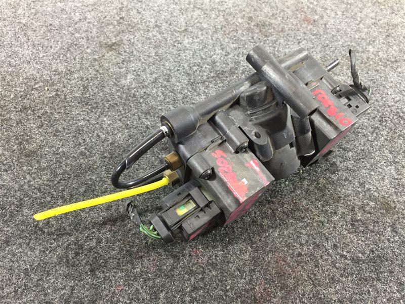 Блок клапанов подвески Bmw X5 E53 N62 2003 502810 (б/у)