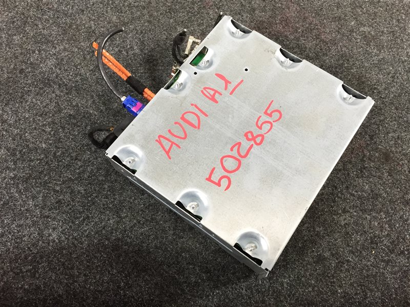 Блок электронный Audi A1 8XA CAXA 2011 502855 Тв-тюнер. (б/у)