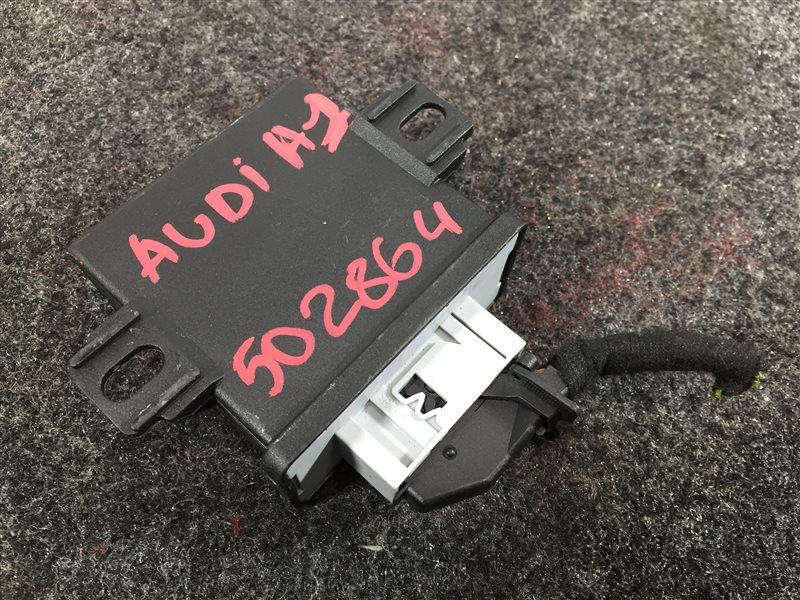 Блок управления Audi A1 8XA CAXA 2011 502864 Блок управления корректора фар. (б/у)