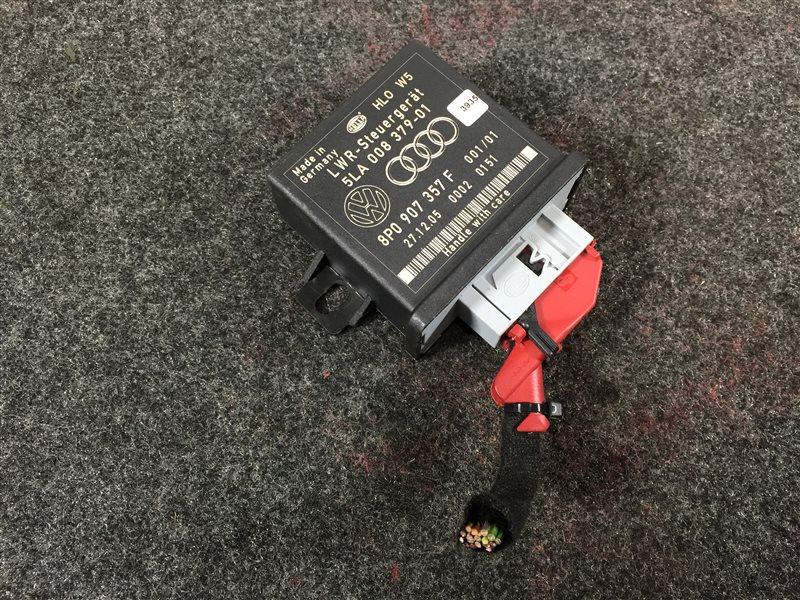 Блок управления Audi A6 4F2 BDX 2008 502892 Бу системы адаптивного освещения и (б/у)