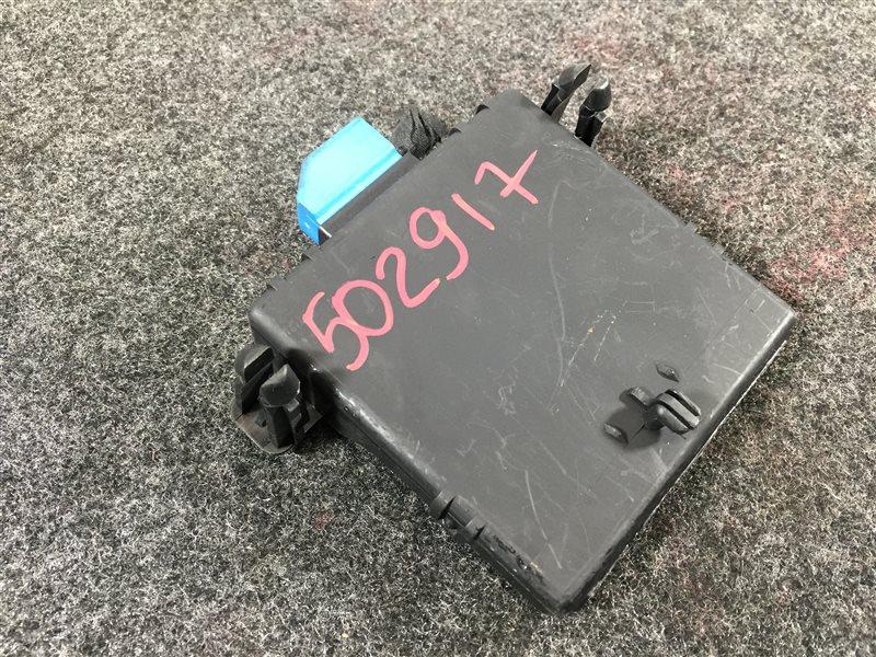 Блок электронный Volkswagen Passat 3CAXZF AMX 2006 502917 Диагностический интерфейс шин данных. (б/у)