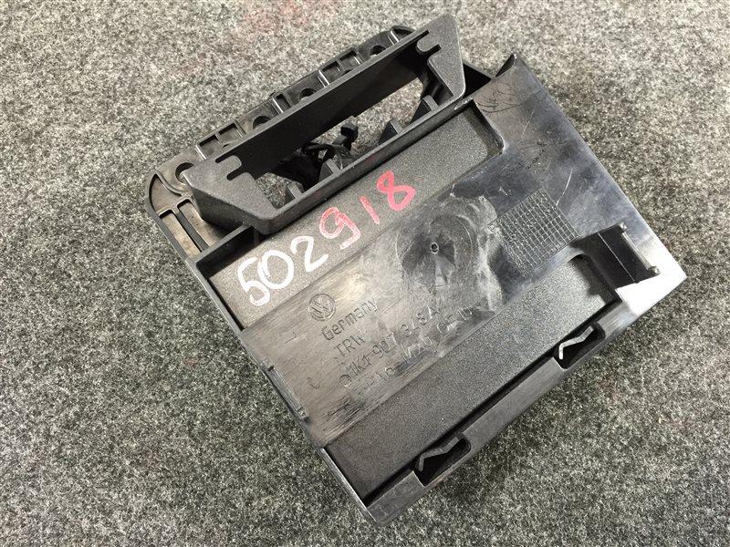 Блок электронный Volkswagen Passat 3CAXZF AMX 2006 502918 Центральный блок управления систем (б/у)