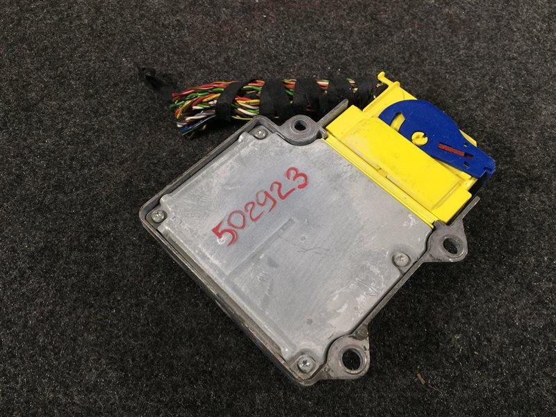 Блок управления airbag Volkswagen Passat 3CAXZF AMX 2006 502923 (б/у)
