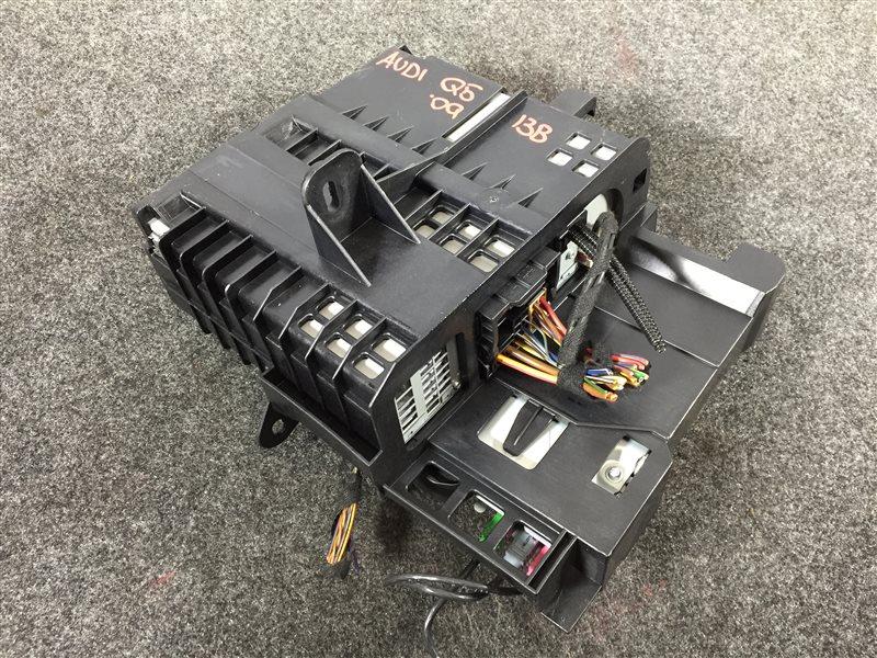 Блок предохранителей Audi Q5 8RB CDN 2009 502967 (б/у)