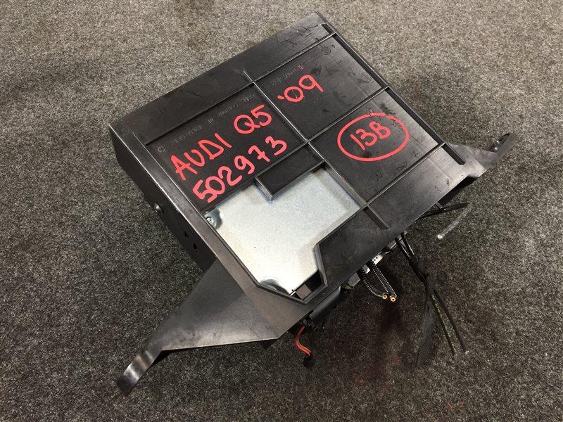 Блок электронный Audi Q5 8RB CDN 2009 502973 Тв-тюнер. (б/у)